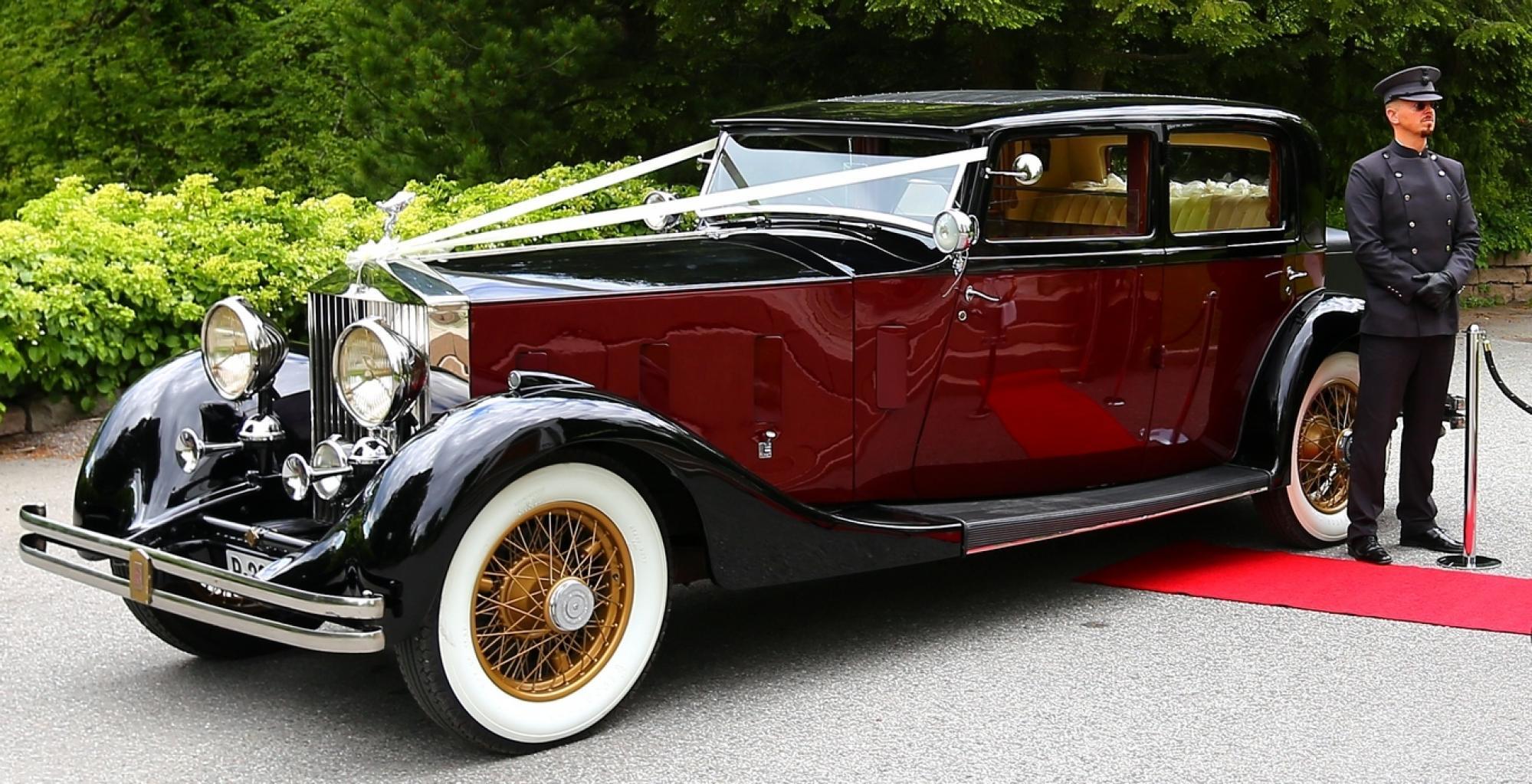 1933 Rolls Royce Phantom II sports saloon by Thrupp & Maberly ...